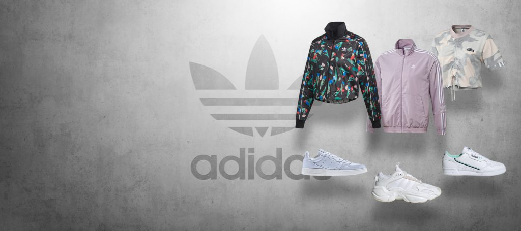 Adidas Collection - Men's Women's Kids Clothing and Footwear