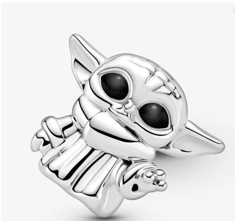 Pandora x Star Wars Collection - The Child charm