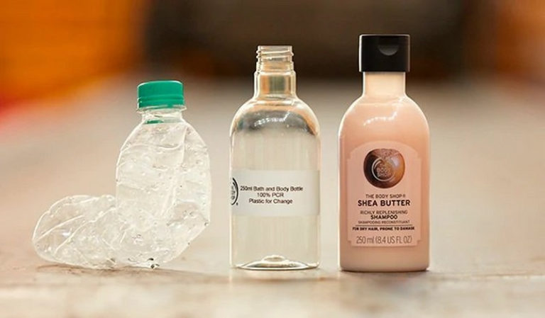 The Body Shop - Sustainably sourced