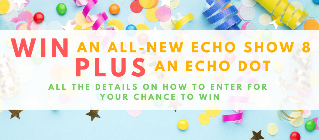competition featured image You gotta be IN to WIN this Amazon Echo Bundle 🎉